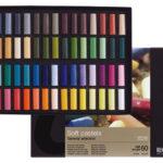 60 - 1/2 Soft pastels
