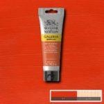 10 - Orange cadmium foncé 090