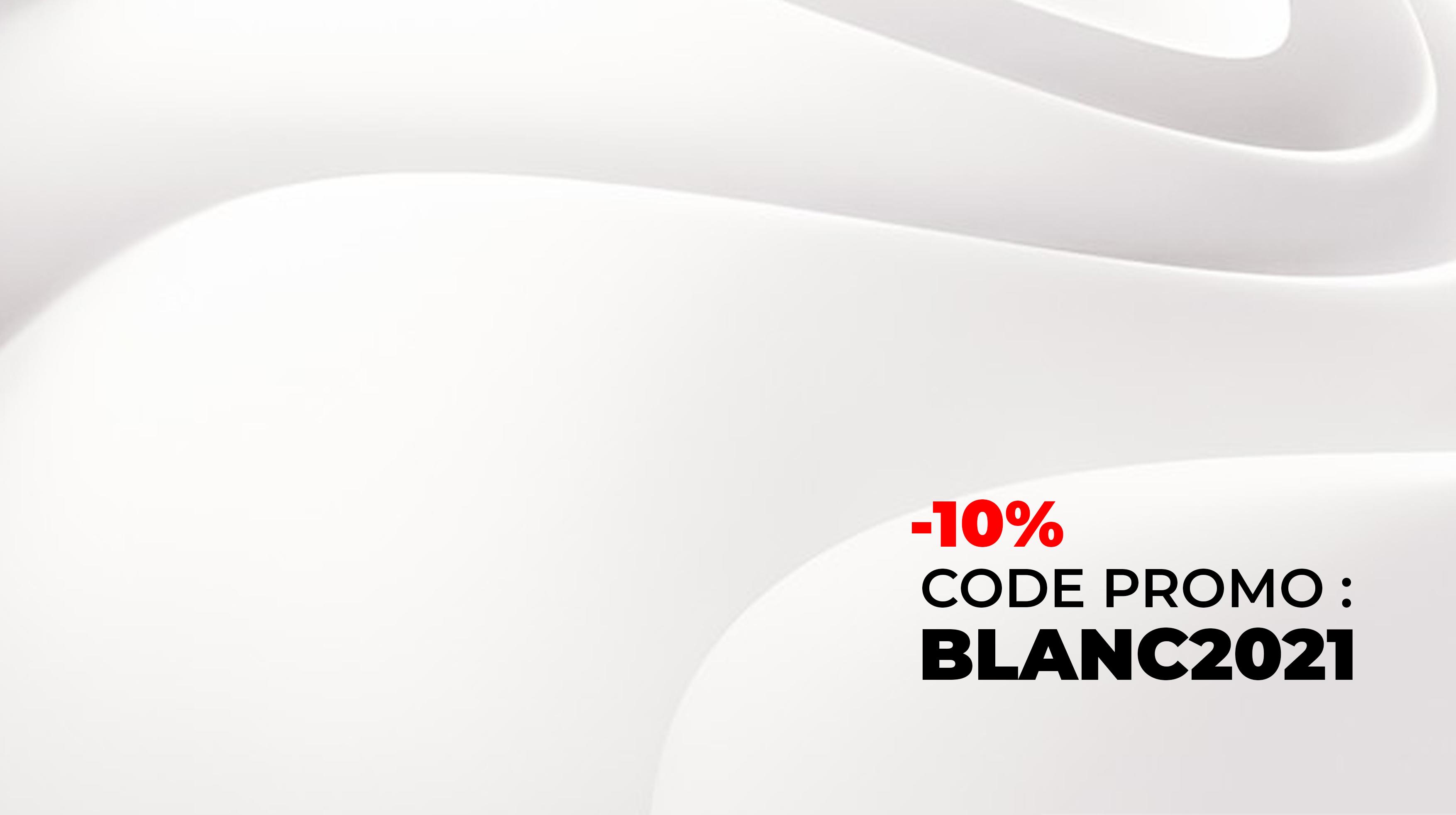 Le mois du BLANC a commencé!
